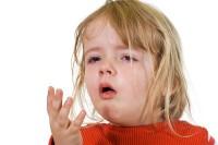 Лающий детский кашель