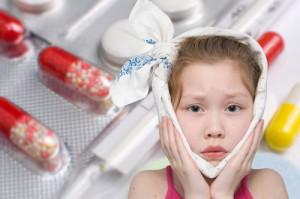 Лечим паротит медикаментами
