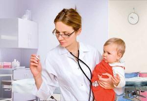 Помощь врача при низкой температуре