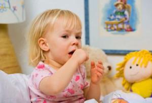 Симптомы детского коклюша