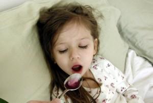 Влажный детский кашель