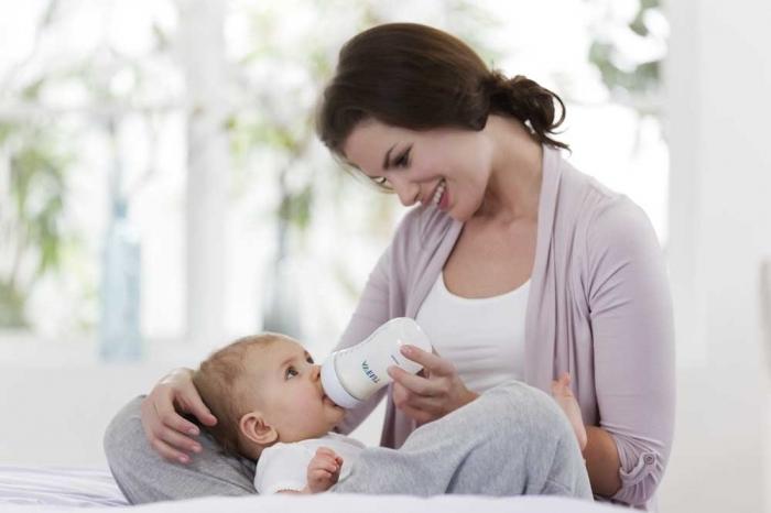 Икота после кормления у новорожденного как избавиться